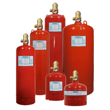 fire suppression system repair