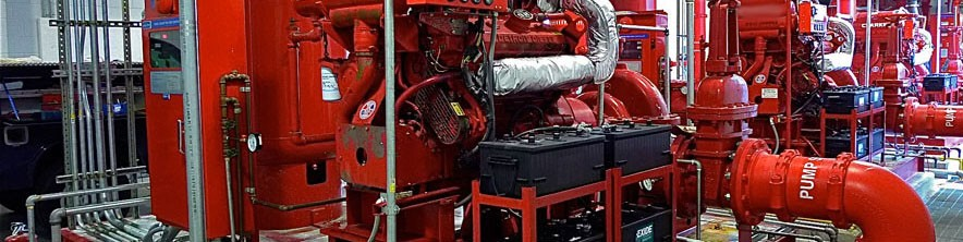 Fire Pump Repair