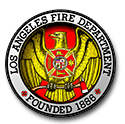 the Los Angeles Fire Department logo
