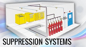 Suppression Systems S001-1