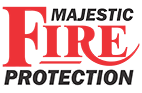 Majestic Fire Protection Logo