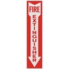 """Fire Extinguisher"" Arrow"