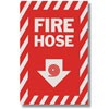 """Fire Hose"" Arrow"