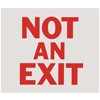 """Not An Exit"""