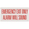 """Emergency Exit Only…"""